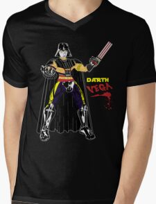 Darth Vega Mens V-Neck T-Shirt