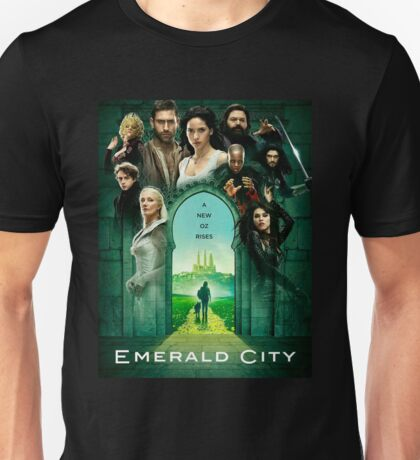 a new oz rises Unisex T-Shirt