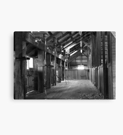 A Stand of Six Canvas Print