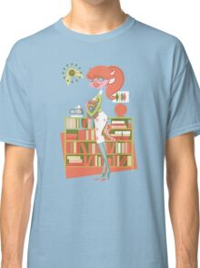 Library Monster  Classic T-Shirt