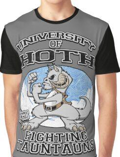 Fighting Tauntauns Graphic T-Shirt