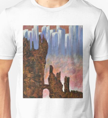 Ancient Metropolis Unisex T-Shirt