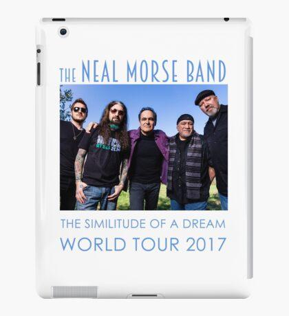 THE NEAL MORSE BAND THE SIMILITUDE OF A DREAM WORLD TOUR 2017 iPad Case/Skin