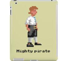 Mighty Pirate iPad Case/Skin