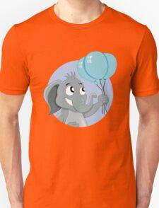 Cute cartoon elephant T-Shirt