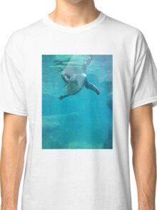 Penguin Underwater Classic T-Shirt