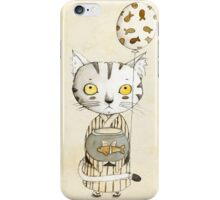 Birthday Cat iPhone Case/Skin