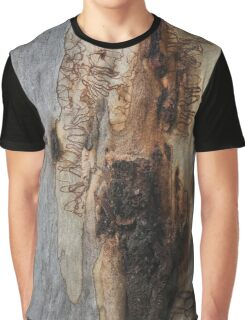 The Tree Bark Collection # 8 Graphic T-Shirt