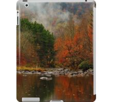 Resounding Colors Along the Stream iPad Case/Skin
