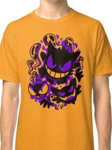 A Ghastly Trio - Pokemon Classic T-Shirt
