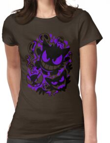 A Ghastly Trio - Pokemon Womens Fitted T-Shirt