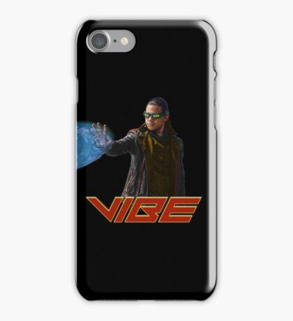 Vibe - CW Flash Version iPhone Case/Skin