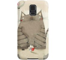 Mouse Hero Samsung Galaxy Case/Skin
