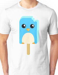 Cute Penguin Popsicle  Unisex T-Shirt