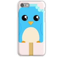 Cute Penguin Popsicle  iPhone Case/Skin