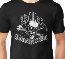 Construction Skull 5.1: Killer Construction Unisex T-Shirt