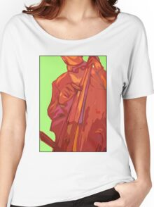 Cello Player Women's Relaxed Fit T-Shirt