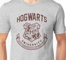 Hogwarts University Unisex T-Shirt