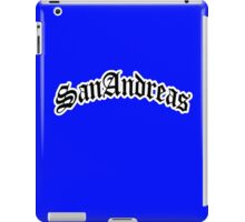 GTA - SanAndreas iPad Case/Skin