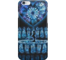Crystal Heart, Crystal Memories iPhone Case/Skin