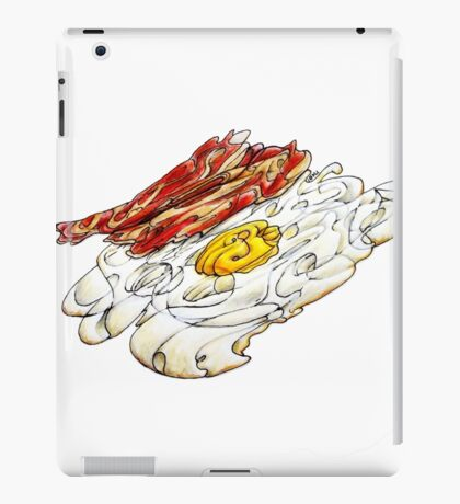 Eggs n Bacon iPad Case/Skin