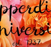 Pepperdine University Rose Malibu Sticker