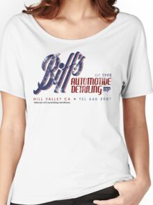Biff's Auto Detailing Women's Relaxed Fit T-Shirt