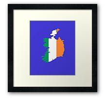 Ireland Pride Framed Print
