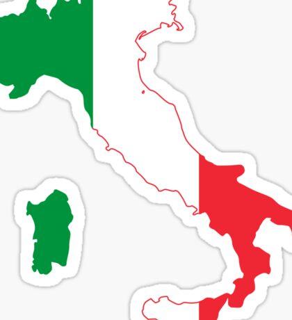 Italy Pride Sticker