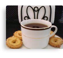 Cup of Tea-Still Life  ^ Canvas Print