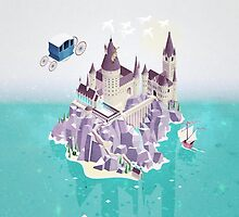 Hogwarts series (year 4: the Goblet of Fire) by Tanguy Leysen
