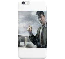 Сomic hero iPhone Case/Skin