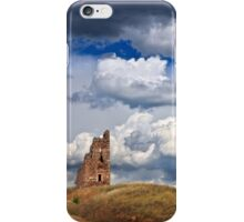 Ruined Byzantine Tower iPhone Case/Skin