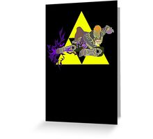 Super Smash Bros Ganondorf Greeting Card