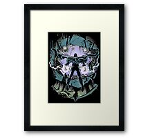 x men Framed Print