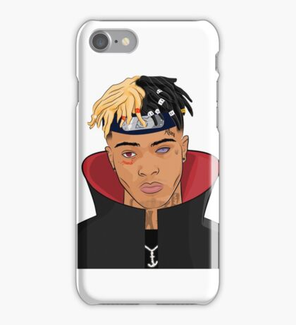XXXTENTACION Naruto iPhone Case/Skin