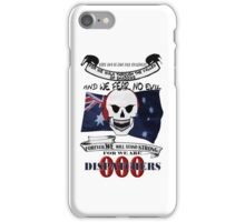 We're Dispatchers - 000 Emergency iPhone Case/Skin