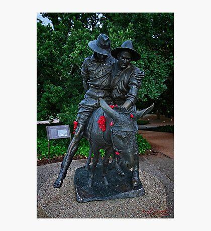 Australian War Memorial in Canberra/ACT/Australia (2) Photographic Print