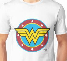 Wonder woman, WW Unisex T-Shirt