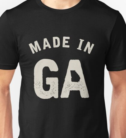 Made in GA Unisex T-Shirt