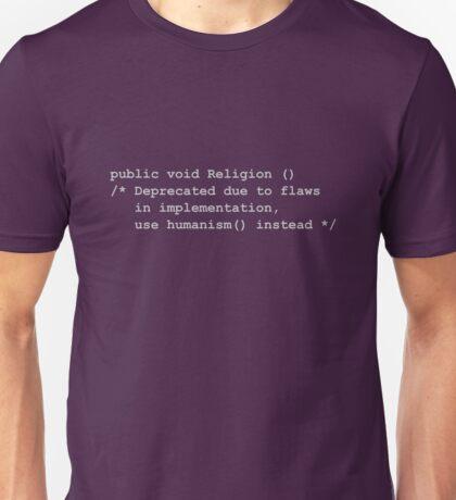 Deprecated Religion, Generic Unisex T-Shirt