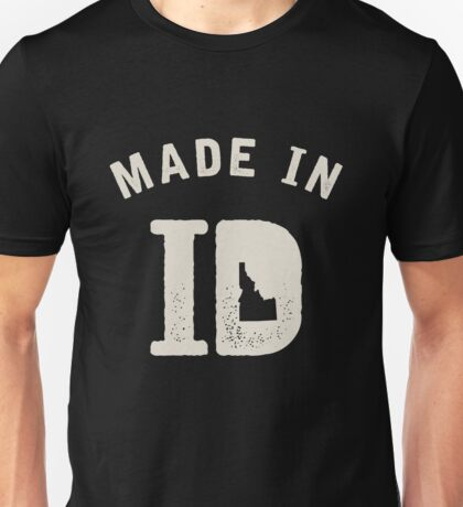 Made in ID Unisex T-Shirt