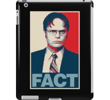 FACT iPad Case/Skin