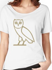 ovo owl Women's Relaxed Fit T-Shirt