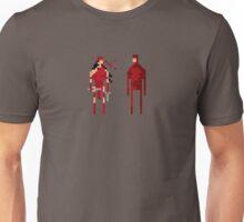 8-bit Marvelous Daring Devil Unisex T-Shirt