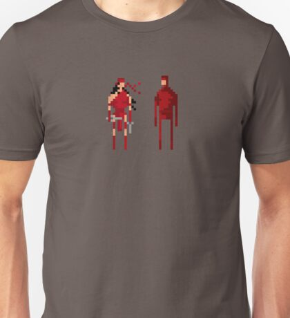 8-bit Marvelous Daring Devil Unisex T-Shirt