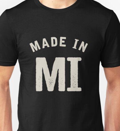 Made in MI Unisex T-Shirt