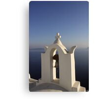 Greek Icon Canvas Print