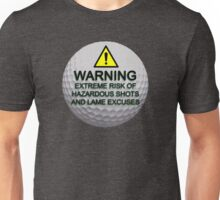 Golf Hazard! Unisex T-Shirt