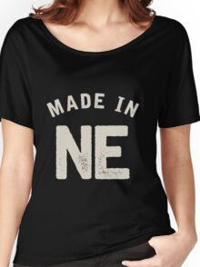 Made in NE Women's Relaxed Fit T-Shirt